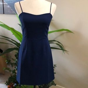 NWT:  Black Swan Royal Blue Dress size Small